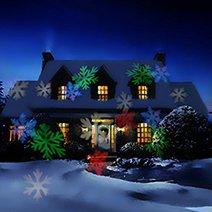 Projektor Weihnachten Die Dekoration Zur Adventzeit